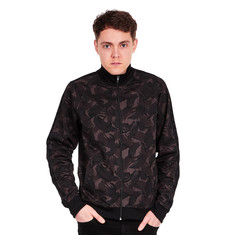 Fred Perry - Camo Print Track Jacket