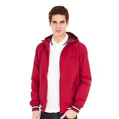 Fred Perry - Tipped Hooded Brentham Jacket