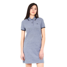 Fred Perry - Twin Tipped Fred Perry Shirt Dress