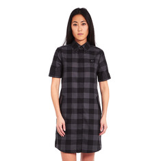 Fred Perry - Gingham Parka Detail Dress