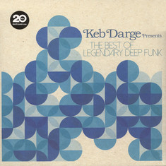 Keb Darge presents - The Best Of Legendary Deep Funk