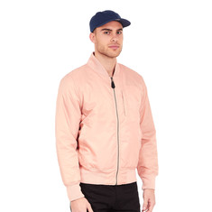Stüssy - Flight Satin Bomber Jacket