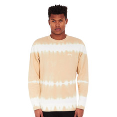 Stüssy - Spray Stripe Crew Sweater