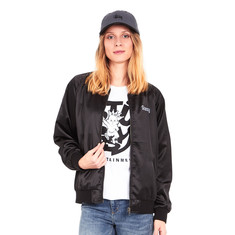 Stüssy - Womens California Satin Jacket
