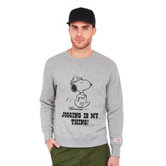 TSPTR - Jogging Is My Thing Sweatshirt