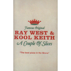 Kool Keith & Ray West - A Couple Of Slices Bonus Cassette