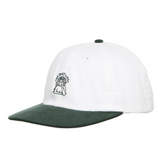 The Quiet Life - Smoking Girl Polo Strapback Cap