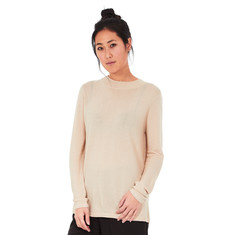 Just Female - Frankling Cross Knit Longsleeve