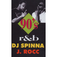 DJ Spinna & J. Rocc - 90's R&B Mix