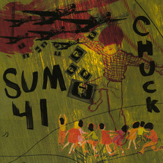 Sum 41 - Chuck Colored Vinyl Edition