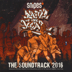 Battle Of The Year - The Soundtrack 2016