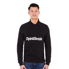 Reebok - Archive S Collared Sweater