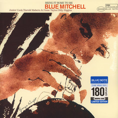 Blue Mitchell - Bring It Home To Me
