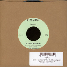 Ernie Hawks & The Soul Investigators - Scorpio Man Theme / Journey to the Bottom