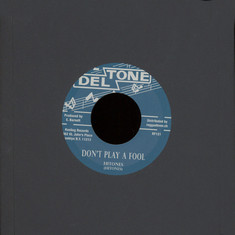 Hitones, The / Milton Boothe & Pat Harty - Don't Play A Fool / Got To Be At The Party