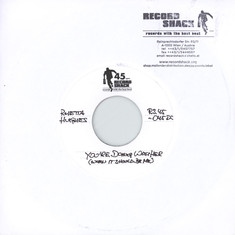 Rhetta Hughes - You're Doing With Her (When It Should Be Me) / Cry Myself To Sleep