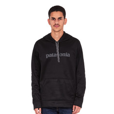 Patagonia - Text Logo PolyCycle Hoodie