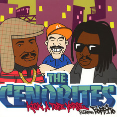Cenobites, The (Godfather Don & Kool Keith) - Kick A Dope Verse