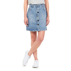 Just Female - Volt Denim Skirt