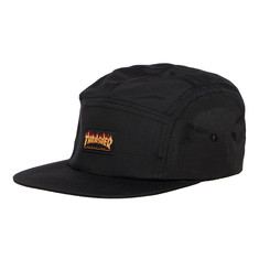 Thrasher - Flame Logo 5-Panel Cap