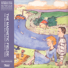 Magnetic Fields, The - The Wayward Bus / Distant Plastic Trees