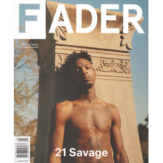 Fader Mag - 2016 / 2017 - December / January - Issue 107