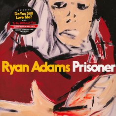 Ryan Adams - Prisoner Red Vinyl Edition