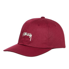 Stüssy - Smooth Stock Low Cap