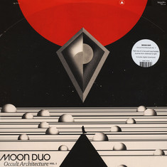 Moon Duo - Occult Architecture Volume 1 Black Vinyl Edition
