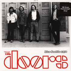 Doors, The - Live At Seattle Center Coliseum June 5 1970