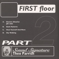 Theo Parrish - First Floor Part 2