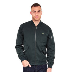 Lacoste - Direct Embroidered Crocodile Blouson