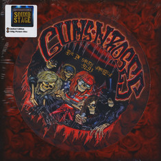 Guns N' Roses - Live In South America '91-'93 Picture Disc