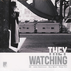 John Robinson & AG of DITC - They Watching EP