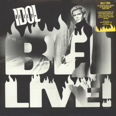 Billy Idol - BFI Live