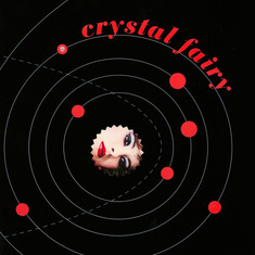 Crystal Fairy - Crystal Fairy Fluorescent Pink Vinyl Edition