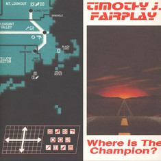 Timothy J. Fairplay - Where Is The Champion?
