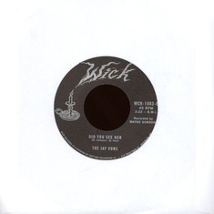 Jay Vons, The - Want You Tomorrow / Did You See Her