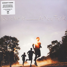 Sorority Noise - You're Not As: As You Think Colored Vinyl Edition