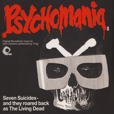 John Cameron - OST Psychomania (aka The Death Wheelers) - Seven Suicides: And The Roared Back As The Living Dead