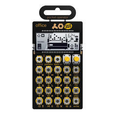 Teenage Engineering x Cheap Monday - Pocket Operator PO-24 Office (Noise Percussion Drumcomputer und Sequencer)