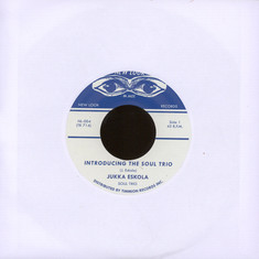 Jukka Eskola Soul Trio - Introducing The Soul Trio