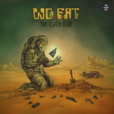 Wo Fat - The Black Code Colored Vinyl Edition