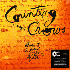 Counting Crows - August and Everthing After