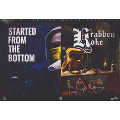 Spongebozz - Started From The Bottom / Krabbenkoke Tape Box Set