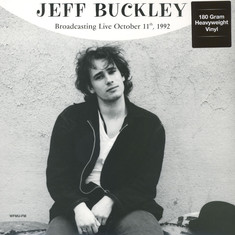 Jeff Buckley - Broadcasting Live October 11th 1992