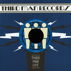Blind Shake, The - Live At Third Man Records