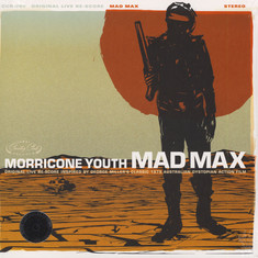 Morricone Youth - Mad Max Gold Vinyl Edition