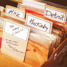 Mike Huckaby - Too Many Classics To Be Left With Little Or No Attention