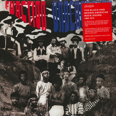 V.A. - Function Underground: The Black & Brown American Rock Sound 1969-1974